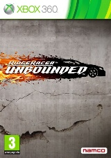 Ridge Racer Unbounded Pack Shot