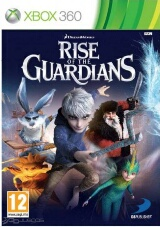 Rise of the Guardians Pack Shot