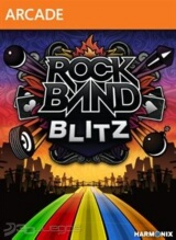 Rock Band Blitz Pack Shot