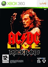 Rock Band Track Pack: AC/DC Live Pack Shot