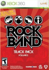 Rock Band Track Pack Volume 2 Pack Shot