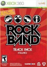 Rock Band Track Pack Volume 2 Pack Shot