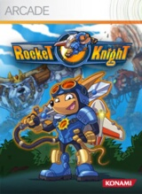 Rocket Knight Pack Shot