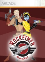 Rocketmen: Axis of Evil Pack Shot