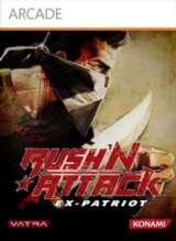Rush'n Attack: Ex-Patriot Pack Shot