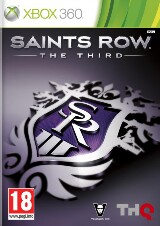 Saints Row The Third Pack Shot
