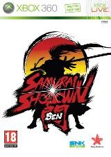 Samurai Shodown Sen Pack Shot