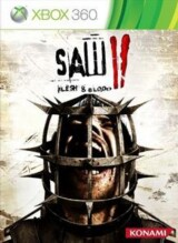 SAW II: Flesh & Blood Pack Shot