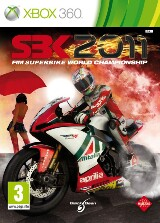SBK 2011 Pack Shot