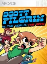 Scott Pilgrim vs. the World Pack Shot