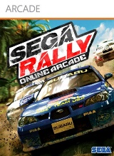 SEGA Rally Online Arcade Pack Shot