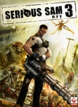 Serious Sam 3: BFE Pack Shot