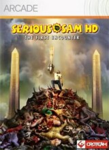 Serious Sam HD First & Second Encounter Pack Shot