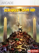 Serious Sam HD: The First Encounter Pack Shot