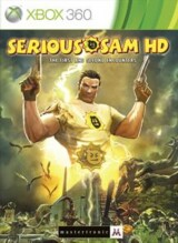 Serious Sam HD: The Second Encounter Pack Shot