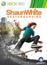 Shaun White Skateboarding Pack Shot