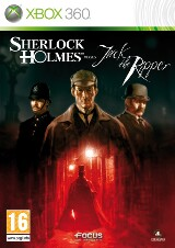 Sherlock Holmes vs. Jack the Ripper Pack Shot