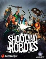 Shoot Many Robots Pack Shot