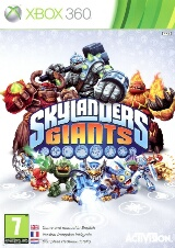 Skylanders Giants Pack Shot