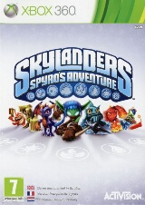 Skylanders Spyro's Adventure Pack Shot