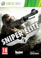 Sniper Elite 2 Pack Shot