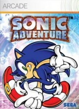 Sonic Adventure Pack Shot