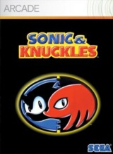 Sonic and Knuckles Pack Shot