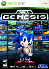 Sonics Ultimate Genesis Collection Pack Shot