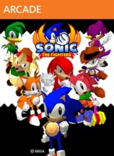 Sonic the Fighters Pack Shot