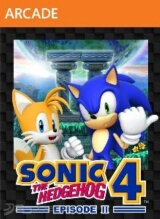 Sonic the Hedgehog 4 Episode II Pack Shot