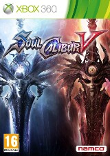 SoulCalibur V Pack Shot
