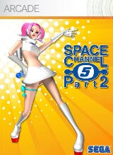 Space Channel 5: Part 2 Pack Shot