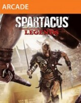 Spartacus Legends Pack Shot