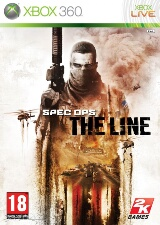 Spec Ops: The Line Pack Shot