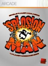 Splosion Man Pack Shot