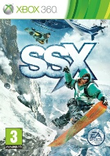 SSX Pack Shot