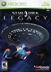 Star Trek: Legacy Pack Shot