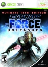 Star Wars: The Force Unleashed - Ultimate Sith Edition Pack Shot