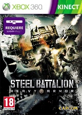 Steel Battalion: Heavy Armor Pack Shot