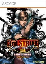 Street Fighter III: Third Strike Online Edition Pack Shot