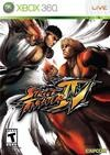 Street Fighter IV Pack Shot