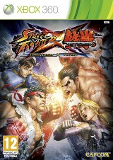 Street Fighter X Tekken Pack Shot