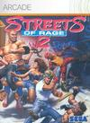 Streets of Rage 2 Pack Shot