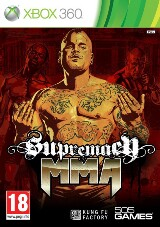 Supremacy MMA Pack Shot