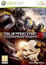 Supreme Commander 2 Pack Shot