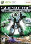 Supreme Commander Pack Shot