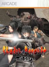 Tenchu: Shadow Assault Pack Shot
