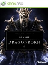 The Elder Scrolls V: Skyrim - Dragonborn Pack Shot