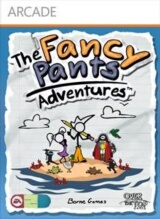 The Fancy Pants Adventures Pack Shot