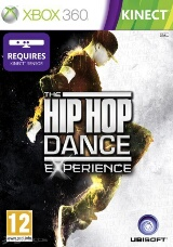 The Hip Hop Dance Experience Pack Shot